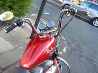 2004 Harley Davidson XL1200R - 10250 miles