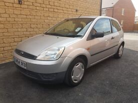 1.25 Ford Fiesta only 8642 miles! one owner, full service history
