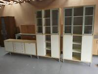 IKEA furniture chest of drawers and cabinets (wardrobes, display cabinets)