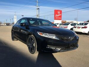 2016 Honda Accord Coupe L4 Touring 6MT