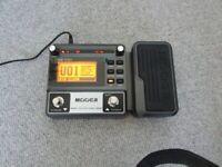 Mooer 100GE guitar multi-effects processor/pedal