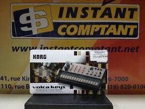 Synthetiseur korg -INSTANT COMPTANT-