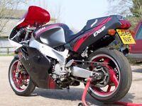 Yamaha FZR 1000 EXUP, Classic Road or Race Bike