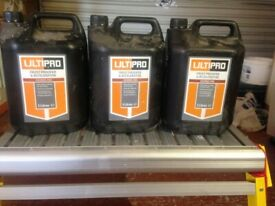 Ultipro Chloride Free Frost proofer 15 Litre new