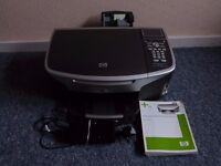 HP Photosmart 2710 printer/Scanner.