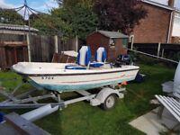 Dory Orkney 315. tender/ fishing boat/ trip boat