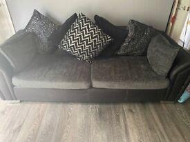 4 Seater Sofa (DFS)