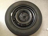 175/65/R14 Ford Fiesta Steel Wheel