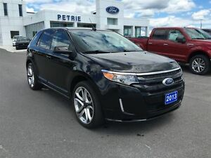2013 Ford Edge Sport - NAV, HEATED LEATHER, MORE!