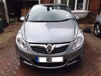 Vauxhall Corsa 1.4 Exclusive Auto 5 Door 38450 miles Petrol NEW MOT New Serviced Location in Sutton