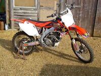 honda CRF450 2006, motocross not rm,kx,yz,ktm
