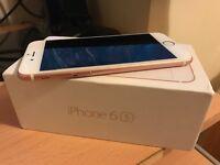 iPhone 6S Rose Gold 64 GB Unlocked