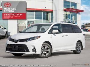 2019 Toyota Sienna Technology Package
