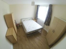 DOUBLE ROOM AND FRIENDLY People! in Wembley! MOVE IN TODAY!
