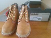 kids Timberland Boots size 1