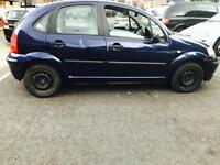 Citroen c3 DESIRE 2005 1.4 manual 5 door hatch back