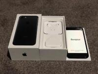 Apple iPhone 7 128GB Black Unlocked - Excellent Condition with Extras