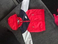 Nike air max toddler jacket excellent condition