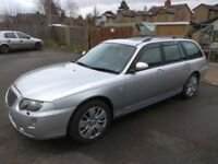 2006 Rover 75 Tourer in the highest spec. Drives perfectly.