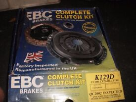 new corsa 3 part clutch and other cars as listed