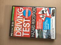 Driving test cd