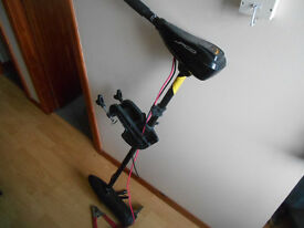 Jago 24v electric outboard