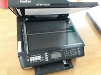 Brother MFC-J6510DW Printer/Scanner/Copier - A3 Inkjet - Used, Fully Functional, Minor Damage