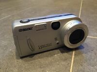 Sony Cyber-shot DSC-P52 3.2MP Digital Camera - Silver (Spares or repairs)