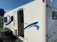 Bailey caravan, 4 berth Pegasus Milan £9500 Ono
