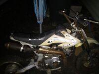 M2r 110cc pit bike