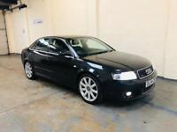 Audi A4 3.0 v6 Quattro sport in excellent condition 1 years mot full service history