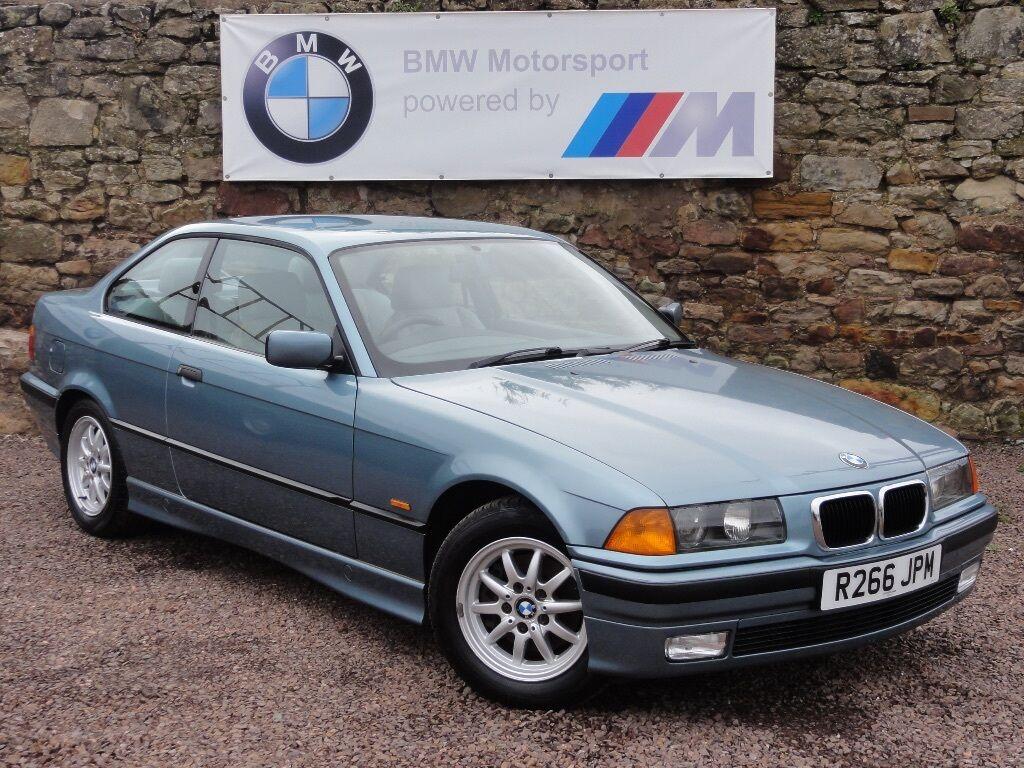 BMW E36 323i SE Coupe, Manual, *** 1 Owner ***