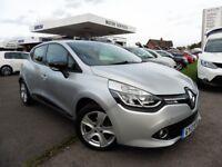 Renault Clio DYNAMIQUE MEDIANAV (silver) 2013