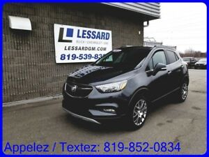 2017 BUICK ENCORE AWD Sport Touring,BAS MILLAGE