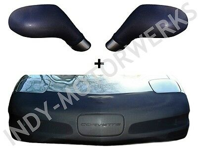 C5 CORVETTE NOVISTRETCH FRONT + MIRROR BRA HIGH TECH STRETCH MASK COMBO