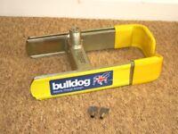 Bulldog Euroclamp Security Wheel Clamp VGC
