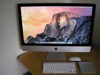 "Apple iMac 27"" 5K Retina Late 2014 (3.5GHz Intel Core i5, 8GB DDR3, AMD R9 290X)"