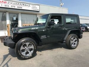 2010 Jeep Wrangler Sport 4WD 6Speed Manual, Hardtop & Bikini Top