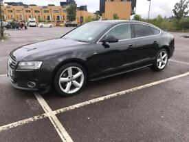 For Sale My Audi A5 2.0 TDI S Line Sportback 5 door...Must See Car