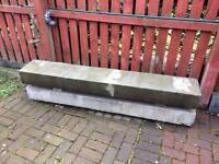 Free - 2 concrete steps