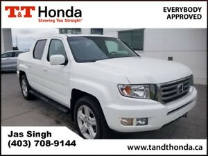 2012 Honda Ridgeline Touring* Navi, Rear Camera, Heated Seats*