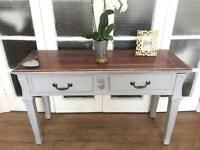 SHABBY CHIC CONSOLE TABLE FREE DELIVERY LDN🇬🇧