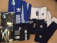 Tracksuits adidas armani not stone island can deliver local or post