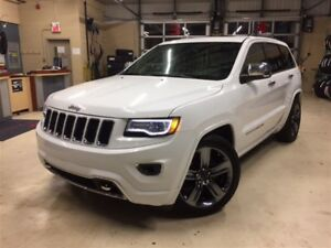 2014 Jeep Grand Cherokee OVERLAND*TOIT PANO*CUIR*NAVIGATION*MAGS