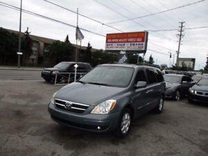 2008 Hyundai Entourage Limited,**,LEATHER SUNROOF, TV DVD