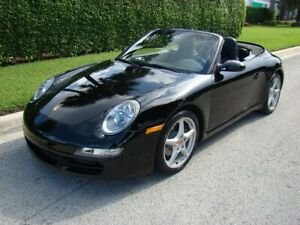 2006 PORSCHE 911 CARRERA 4 CONVERTIBLE MINT CONDITION!!!