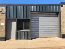 Upton Grey Business/storage Unit to Let No.3