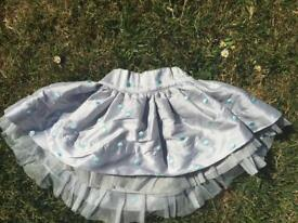Girls party skirt 1 month