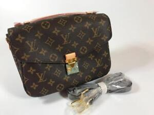 Louis Vuitton Metis Pochette Monogram (More Styles And Brands Available) Largest Fashion Store In The Market