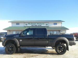 2012 Ford F-350 Lariat Diesel Lifted